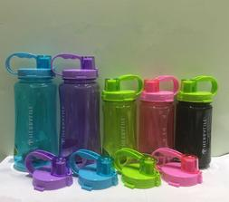 Sports Herbalife Water Bottle Shake Cup with Straw Cap Drink