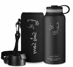 Swig Savvy'Stainless Steel Vacuum Insulated Water Bottle W