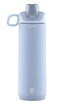 Pogo Stainless Steel Vacuum Insulated Water Bottle 18 oz - L