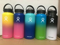 stainless steel water bottle insulated wide mouth