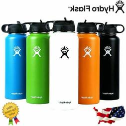 Hydro Flask Stainless Steel Vacuum Insulated wide mouth Wate