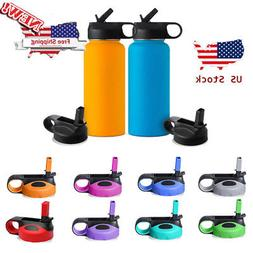 Straw Lid/Cap for Hydro Flask Wide Mouth 12 16 18 20 32 40 6