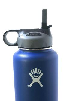 Hydro Flask Straw Lid Fits all Wide Mouth 18 oz, 32 oz, 40 o