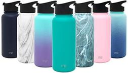 Simple Modern 32 oz Summit Water Bottle - Stainless Steel Me