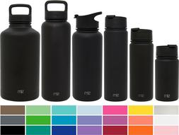 32oz Summit Water Bottle + Extra Lid - Vacuum Insulated Stai