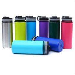 Thermos Bottle Vacuum Flasks Coffee Tea Stainless Steel Hydr