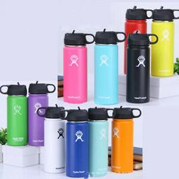 Thermos Hydro Flask water Bottle Vacuum Insulated Wide Mouth