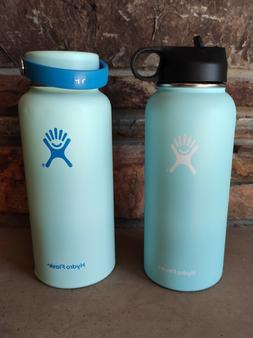 Two 32 oz Hydro Flasks