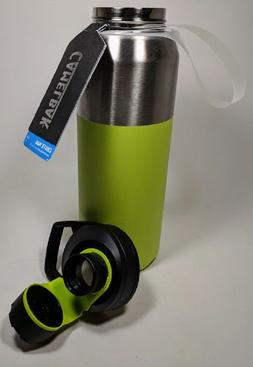 Vacuum Insulated Water Bottle Magnetic Handle Angled Spout C