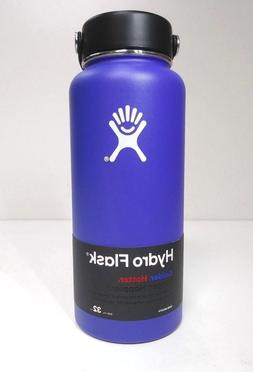 Hydro Flask W32TS 32 oz Wide Mouth w/ Flex Cap BPA-Free HOT/