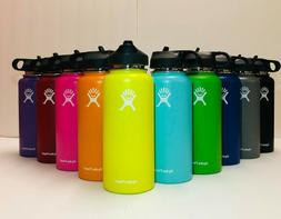 32oz hydro flask water bottle stainless steel