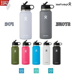 Hydro Flask 32Oz Water Bottle 2.0 Vacuum Insulated-Wide Mout
