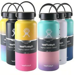 wide mouth stainless steel bottle rep